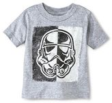 Star Wars Toddler Boys' T-Shirt - Gray