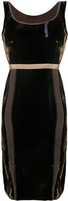 Prada Pre-Owned sleeveless midi dress