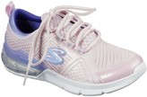 Skechers Girls Skech-air Sparkle Trainers - Light Pink