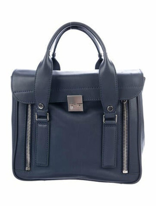 3.1 Phillip Lim Pashli Handle Bag Blue