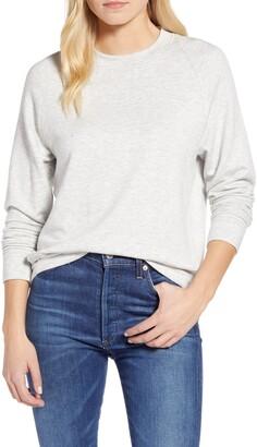 Lou & Grey Signaturesoft Plush Sweatshirt