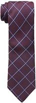 Tommy Hilfiger Men's Grenadine Grid Tie