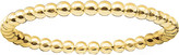 Thomas Sabo Glam & Soul Dots sterling silver and 18ct yellow gold ring
