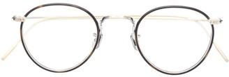 Eyevan 7285 Round Shaped Glasses