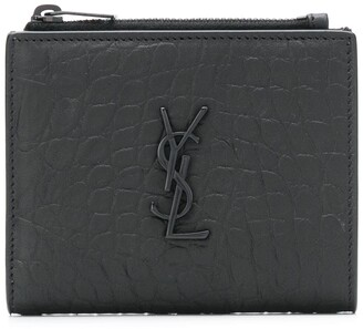 Saint Laurent Small Monogram Wallet