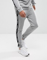 Only & Sons Jogger In Slim Fit With Leg Branding