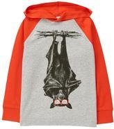 Gymboree Bat Hoodie Tee