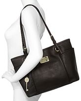 Nicole Miller nicole by Ava Leather Tote