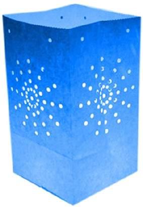 Skylantern Original Maya 1722 Paper Bag Lantern Turquoise