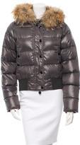 Moncler Alpin Puffer Coat