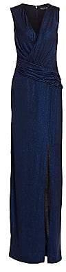 Rachel Zoe Women's Gabrianna Glitter Column Gown