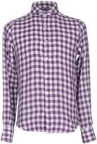 Finamore 1925 Shirts - Item 38661104