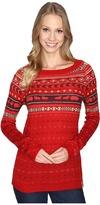 Woolrich Mohair Fairisle II Sweater