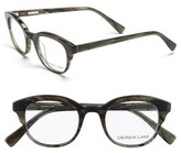 Derek Lam Women's 46Mm Optical Glasses - Dark Grey