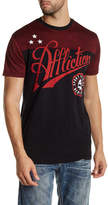 Affliction Brave Recon Short Sleeve Graphic Tee
