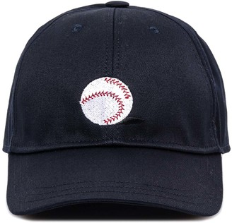 Thom Browne Embroidered Ball Baseball Cap