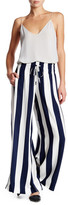 Splendid Striped Wide Leg Pant