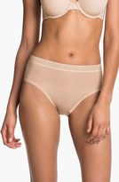 Wacoal 'Smooth Complexion' High Cut Briefs