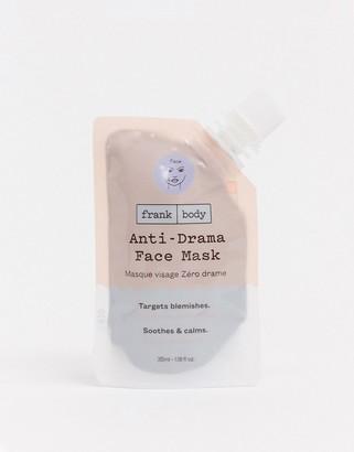 Frank Body Anti Drama Charcoal Face Mask Pouch 35ml