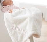 Pottery Barn Kids Baby Blanket - Ivory
