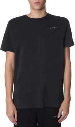 Off-White Off White Slim Fit T-shirt