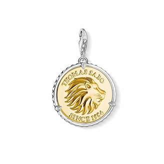 Thomas Sabo Unisex Silver Pendant Only - 1697-966-39
