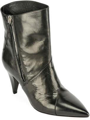 Isabel Marant Latts Leather Zip Booties