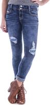 Amethyst Jeans Medium Wash Joani Skinny Jeans - Plus
