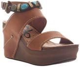 OTBT Women's Sandals TOBACCO - Tobacco Layover Leather Sandal - Women