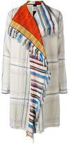 Forte Forte Fiesta coat - women - Cotton/Acrylic/Polyester - 2
