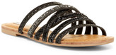 Not Rated B Me Strappy Beaded Sandal