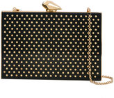 Kotur embellished clutch - women - Plexiglass/metal - One Size