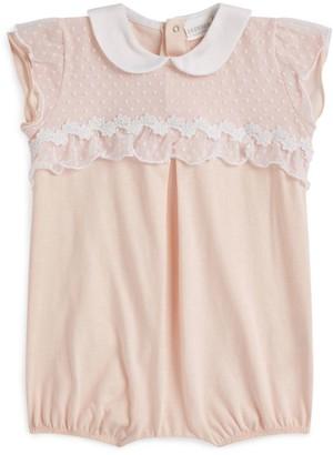 La Perla Kids Floral Lace Bodysuit (1-12 Months)