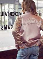 Miss Selfridge Day dreamer bomber jacket