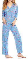 Karen Neuburger Floral Pajamas