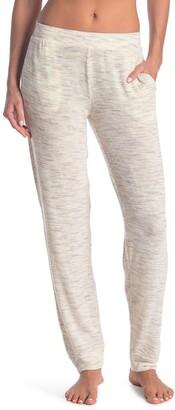 Hue Space Dye Knit Cuffed Pajama Pants