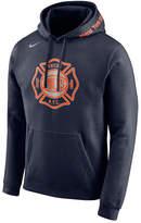 Nike Men's New York Knicks City Club Fleece Hoodie