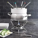 Sur La Table Stainless Steel Fondue