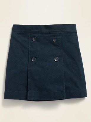 Old Navy Uniform Pleated Skort for Toddler Girls