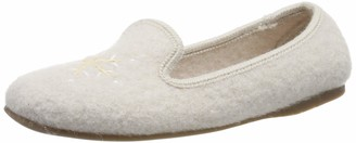 Living Kitzbühel Women's Laschenballerina Schneestern Low-Top Slippers