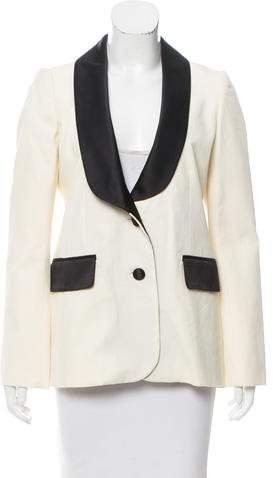 Marc Jacobs Structured Woven Blazer w/ Tags