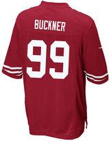 Nike Men's DeForest Buckner San Francisco 49ers Game Jersey
