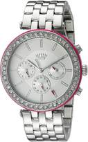 Juicy Couture Women's 1901332 Analog Display Quartz Watch