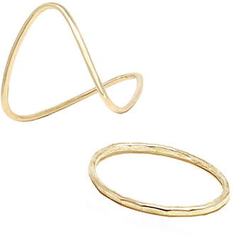 ABLE Double-V & Stacking Ring Set