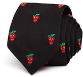 Paul Smith Strawberry Skull Skinny Tie
