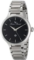 Lucien Piccard Women's LP-12917-11 Lleida Analog Display Japanese Quartz Silver Watch
