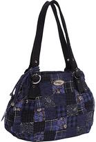 Donna Sharp Cindy Shoulder Bag, Hemingway