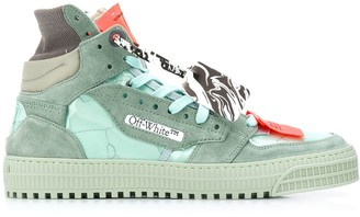 Off-White Off-Court mid-top sneakers