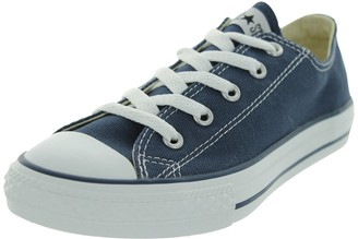 Converse Unisex Kids' Chuck Taylor Yths C/t Allstar Ox Canvas Gymnastics Shoes