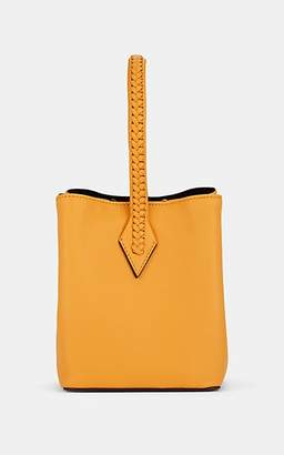 Métier London Women's Perriand Mini Leather Bucket Bag - Yellow